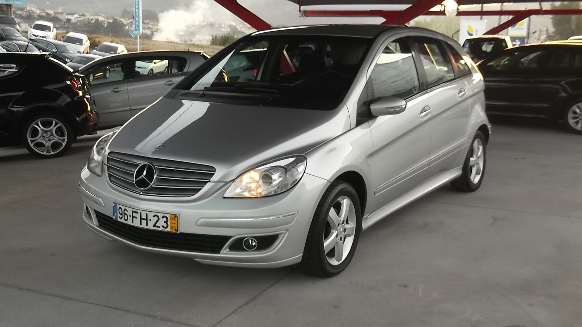Mercedes-Benz B 150 1.5 16v AVANTGARDE