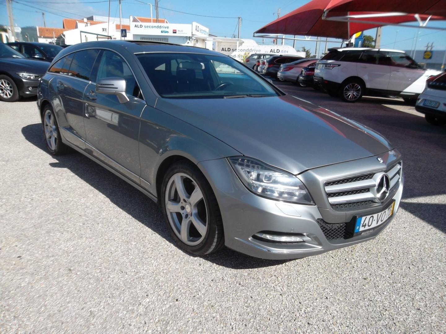 Mercedes-Benz CLS 350 CDI SHOOTING BRAKE