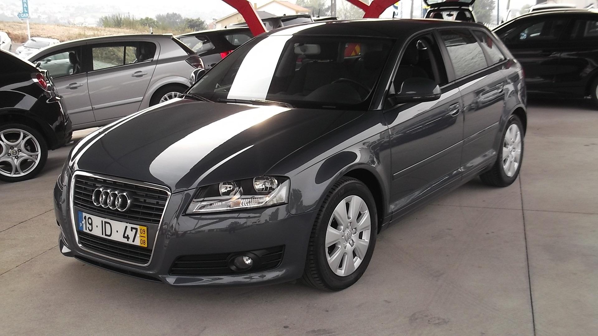 Audi A3 Sportback 1.9 TDI FPD ATTRACION