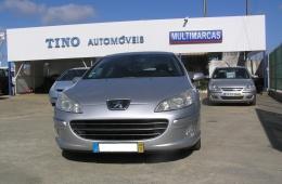 Peugeot 407 1.6 HDI NAVETC