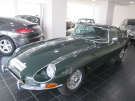Jaguar E-Type Series 1 4.2 L