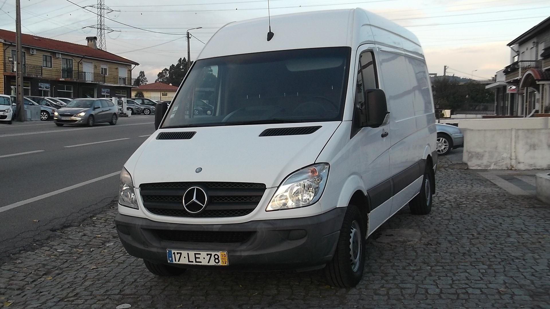 Mercedes-Benz Sprinter 316 CDI / 37 T. ALTO