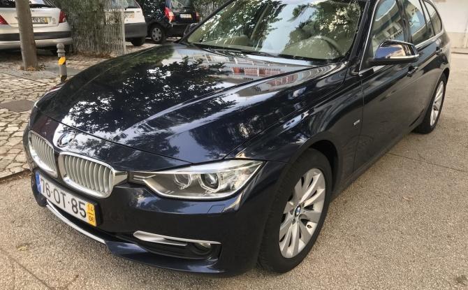 BMW 320 dA Touring Modern