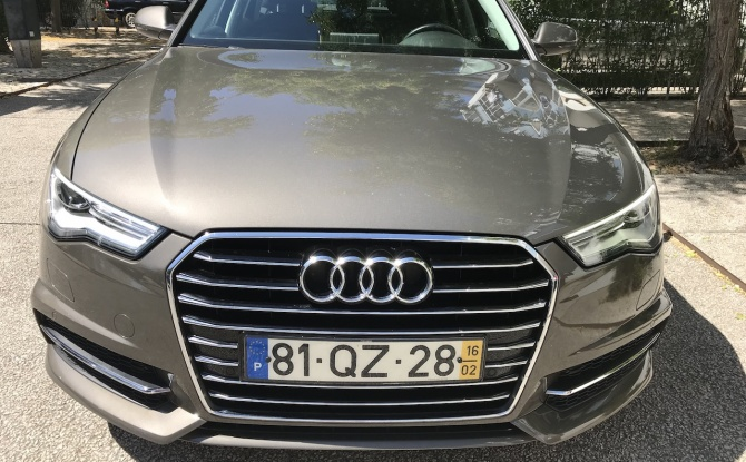 Audi A6 2.0 tdi Ultra S-Line 190cv