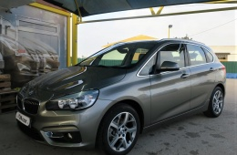 BMW 216 Active Tourer d Line Luxury GPS Pele