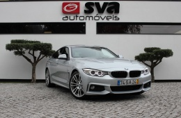 BMW 420 Grand Coupé Nacional Pack M