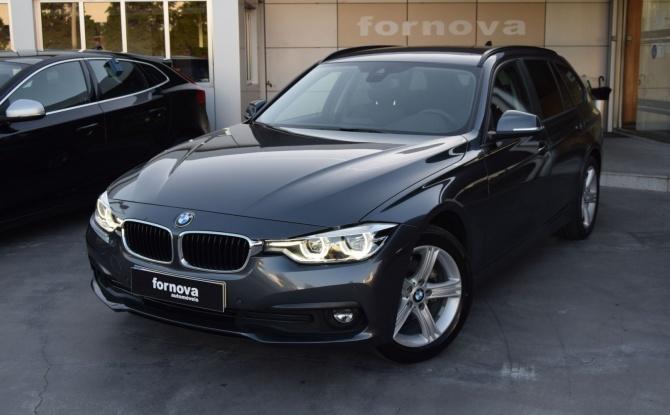 BMW 318 dA TOURING ULTIMATE