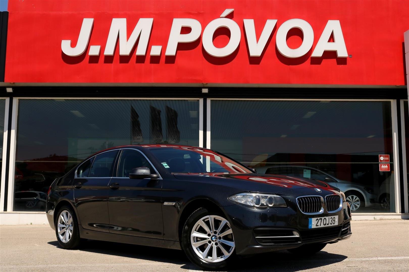 BMW Série 5 520 d Efficient Dynamics Auto GPS 190cv