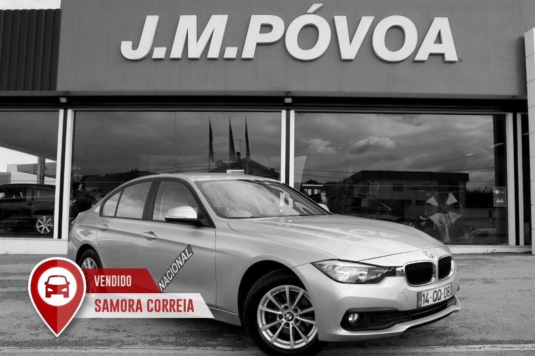 BMW Série 3 318 d Advantage 150cv