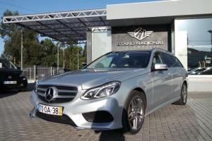 Mercedes-benz E 300 HYBRID AMG