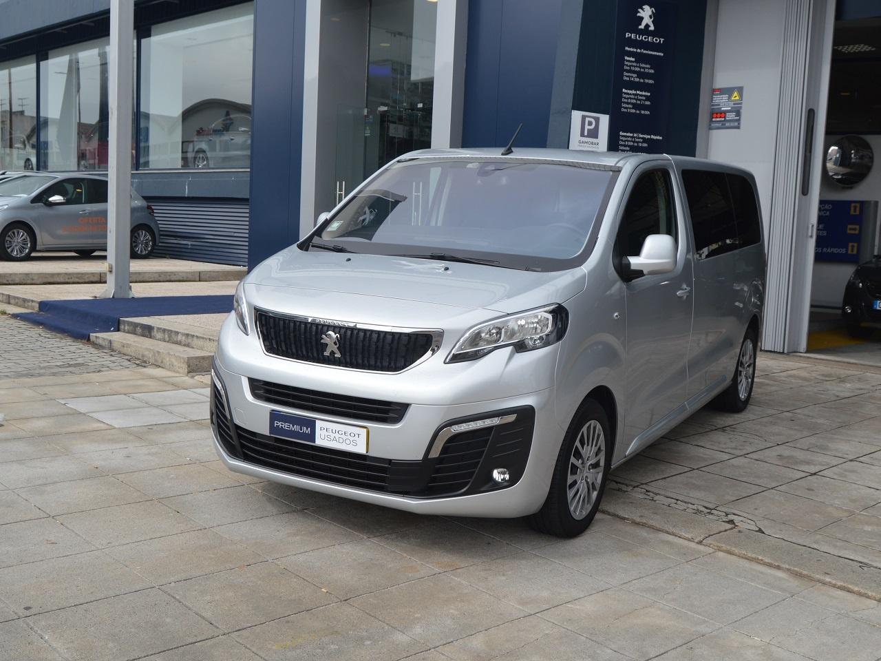Peugeot Traveller Active Standard (L2) 1.6 BlueHdi 115cv CVM6