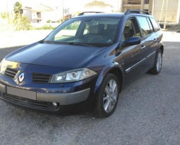 Renault Mégane break 1.5 dCi C Authentique