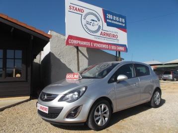 Opel Corsa 1.2i Easytronic