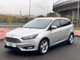 Ford Focus sw 1.5 TDCI Titanium 120cv JLL17 GPS Nacional