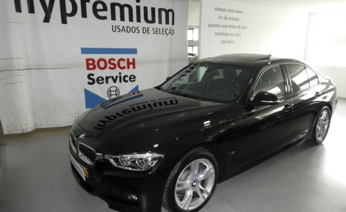 BMW 330, 2017