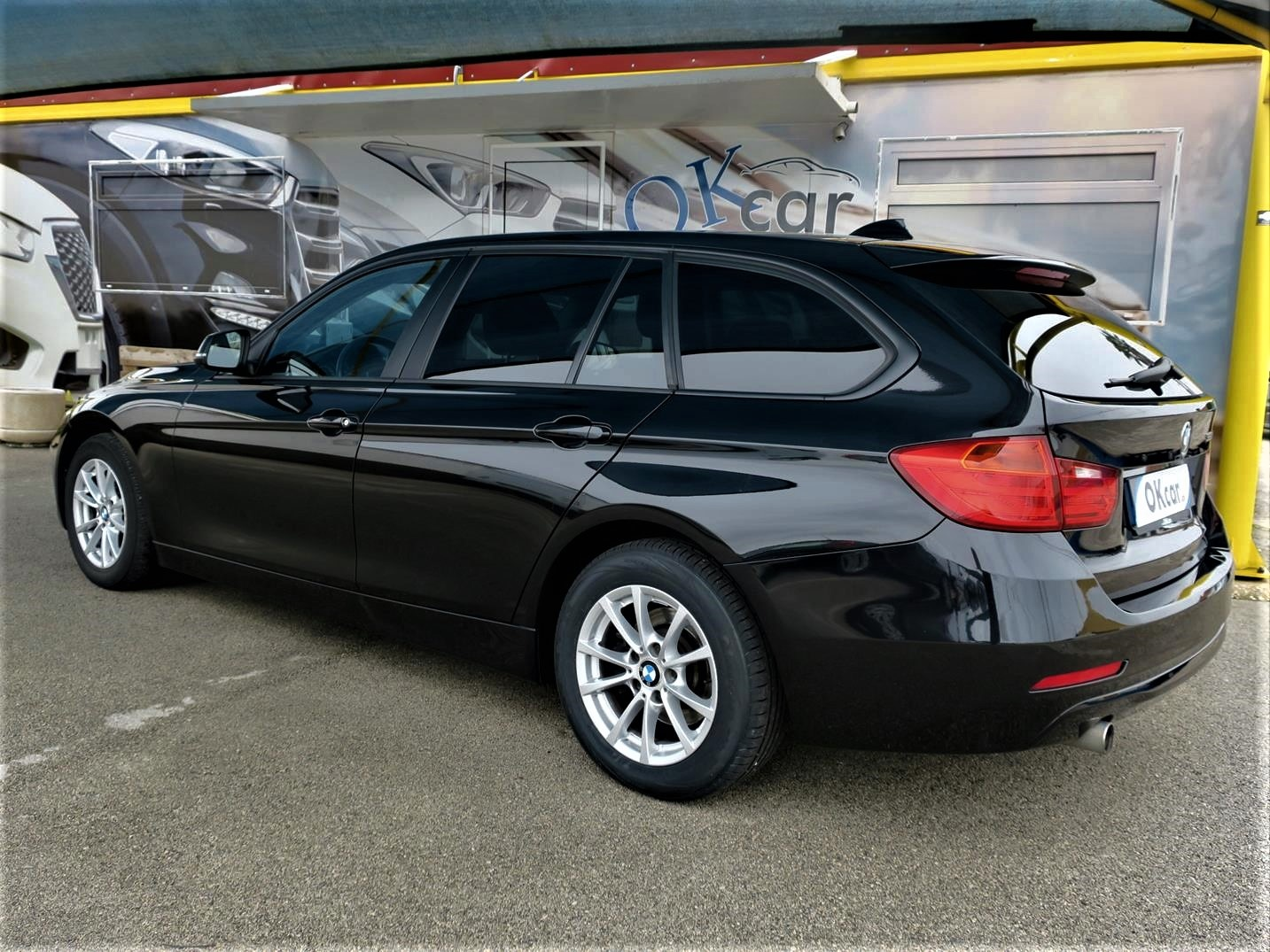 BMW 320 d Touring Xenon