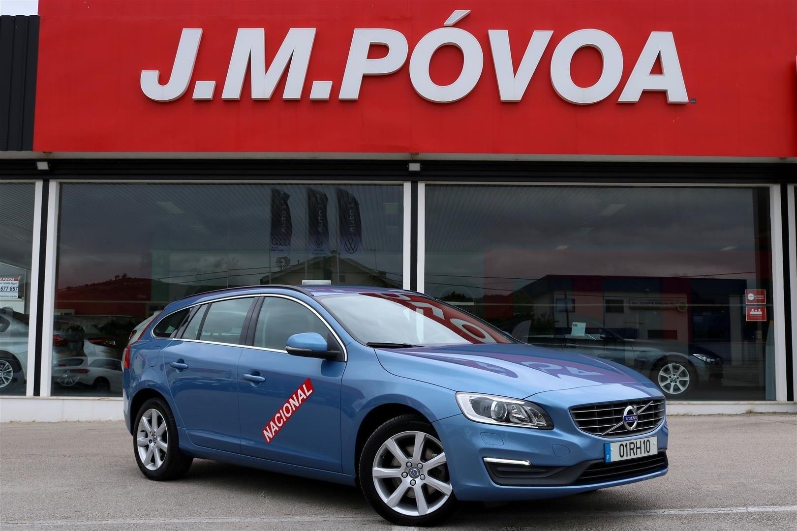 Volvo V60 2.0 D4 Momentum Geartronic 190cv