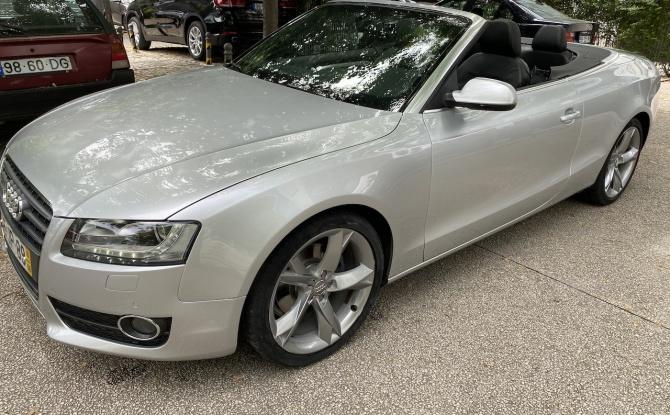 Audi A5 Cabrio 2.0 tdi