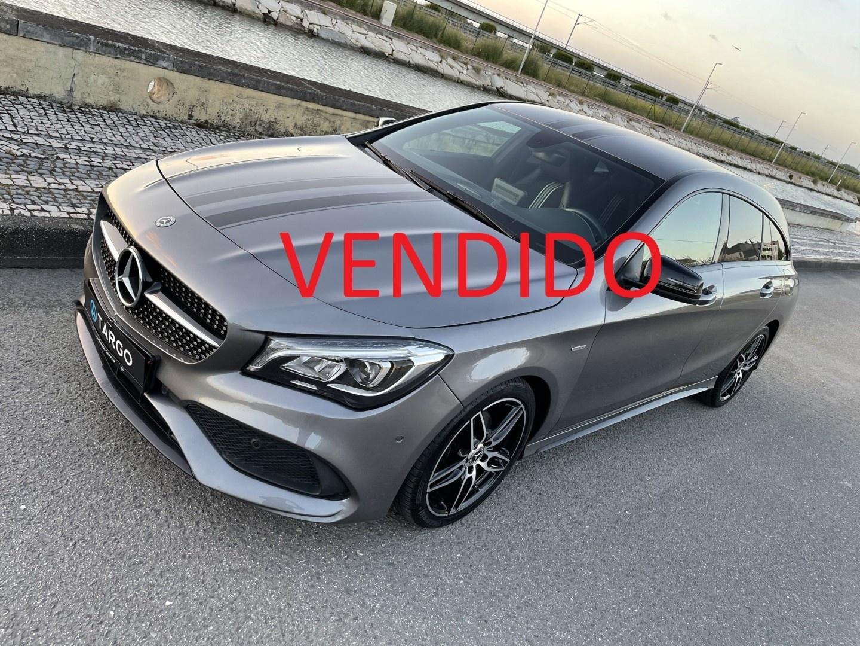 Mercedes-Benz CLA 200 d Shooting Brake AMG White Art Edition