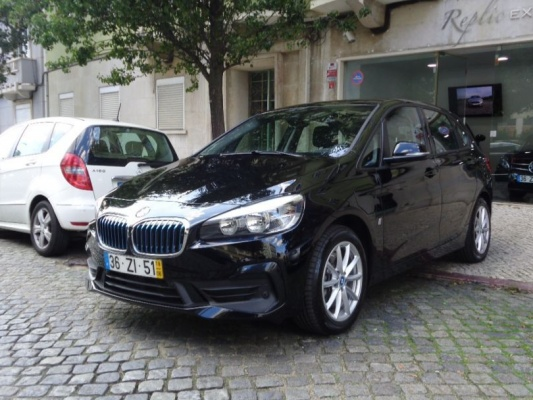 Bmw 225xe active tourer, 2018