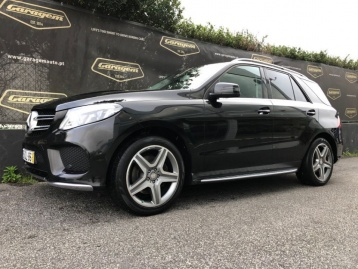 Mercedes-benz Gle 250 d 4-Matic
