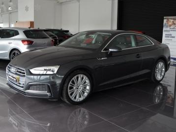 Audi A5 2.0 TDI S-line S tronic /190CV/PELE/GPS