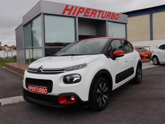 Citroën C3, 2017