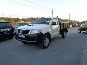 Toyota Hilux 4x4 D4D 144cv C/Ac