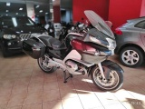 Bmw R  1200 RT (Banco do Condutor é o mais Baixo; Malas Laterais)