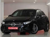Mercedes-Benz Classe A 180 CDI AMG + CX. AUT. + GPS + LED + CAM. TRASEIRA + PACK ADVANTAGE + VIDROS ESCURECIDOS
