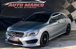 Mercedes-Benz CLA 220 AMG Edition