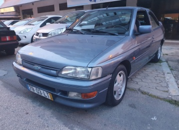 Ford Escort XR3 TWIN COME
