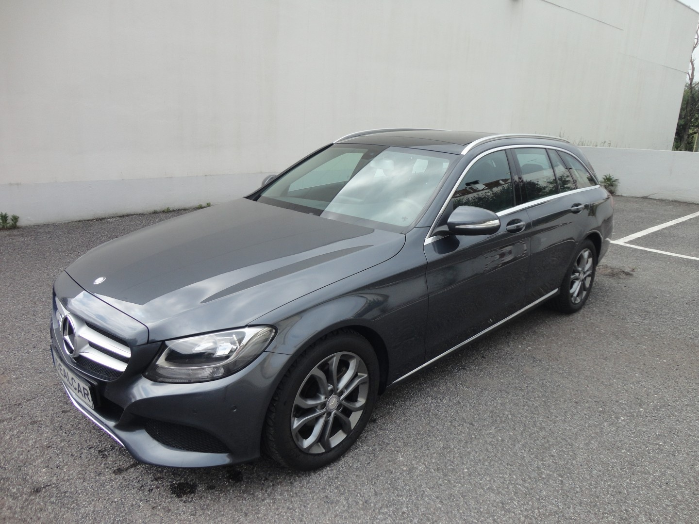 Mercedes-Benz C 180 BLUETEC