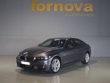 BMW 418 Grand Coupé PACK M