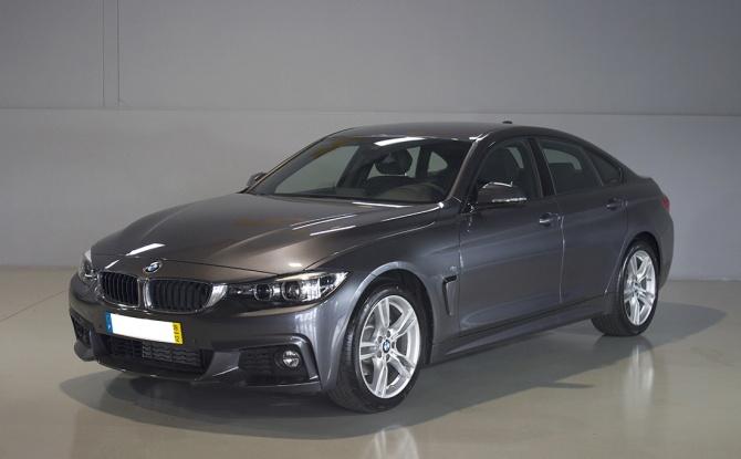 BMW 418 Grand Coupé PACK M