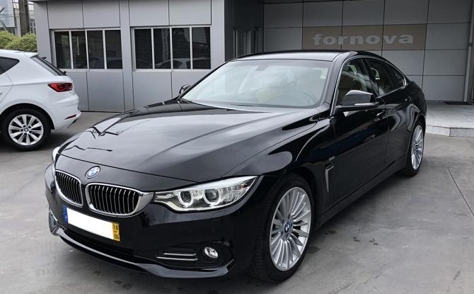 BMW 420 Grand Coupé d Auto Luxury