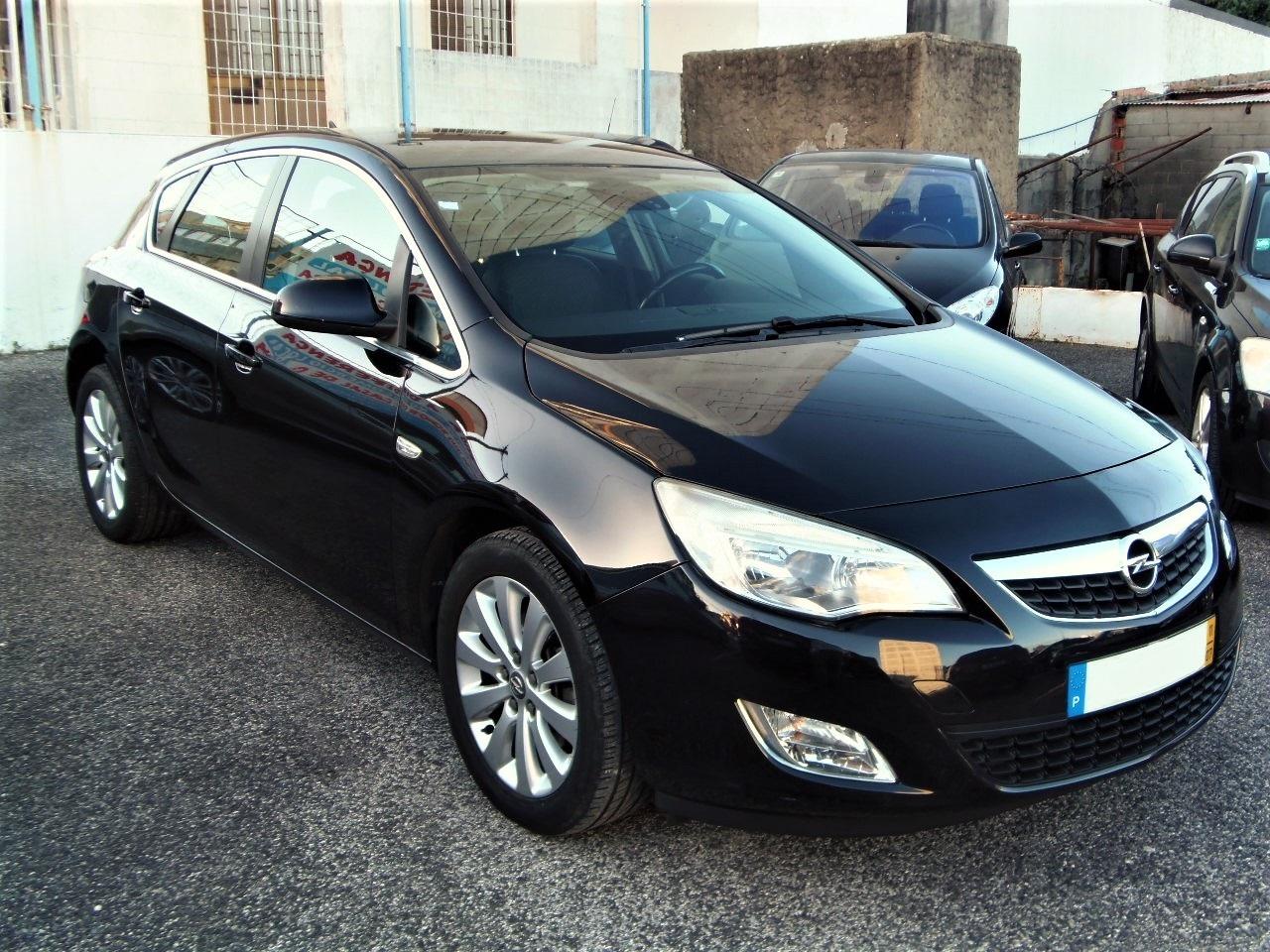 Opel Astra 1.7 CDTi 125CVCosmo