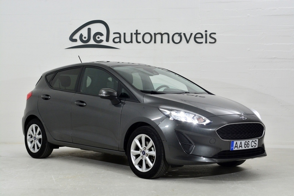 Ford Fiesta 1.1mTi-VCT Connected