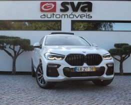 BMW Série X X6 Pack M Nacional 30d X DRIVE
