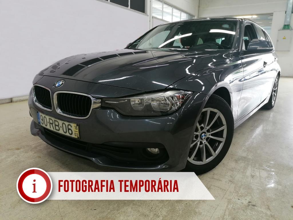 BMW Série 3 320 d Touring Efficient Dynamics Advantage 163cv