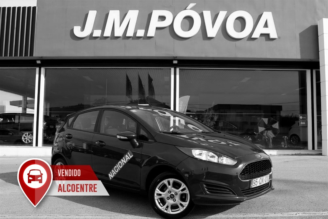 Ford Fiesta 1.0 Ti-VCT Trend