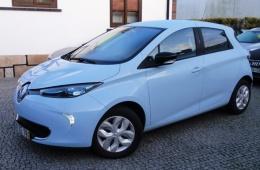 Renault ZOE ZEN 100% elétrico