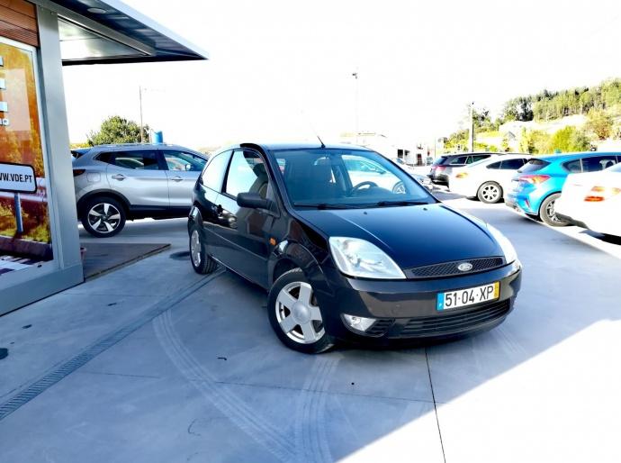 Ford Fiesta 1.4Tdci 70cv VAN