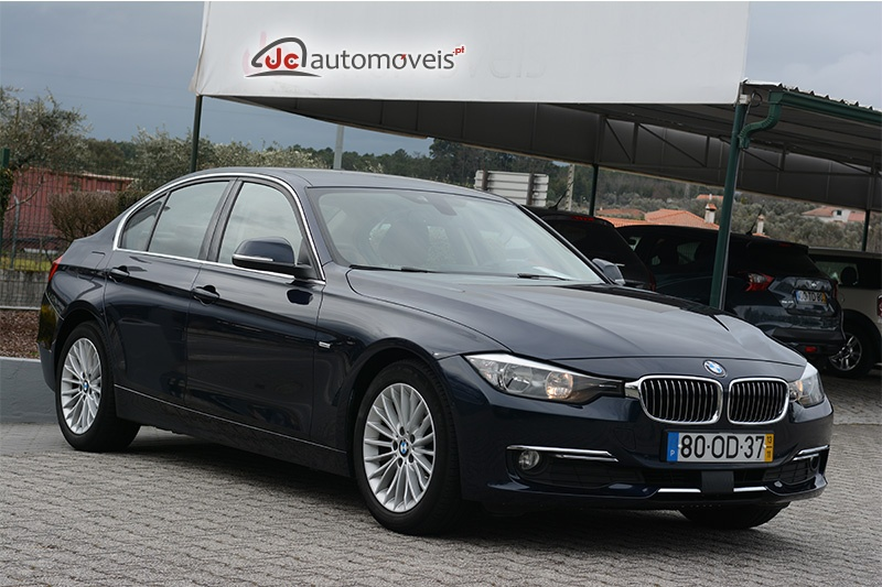 BMW 320 d Berlina Luxury Auto