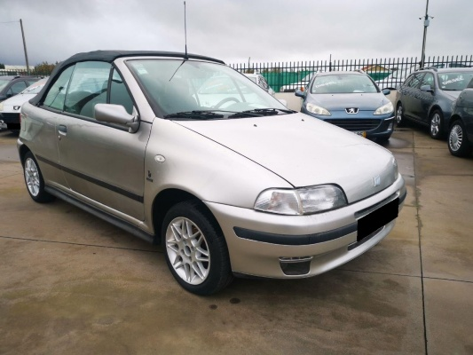 Fiat Punto Cabrio, 1996