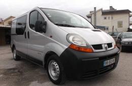Renault Trafic 1.9dci l1 h1 1t  6lug. (1