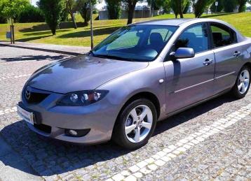 Mazda 3 1.6 MZR 105cv - GPL - Selo Antigo