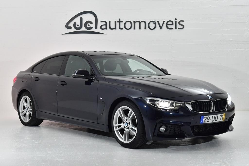 BMW 420 Grand Coupé d Pack M Aut.