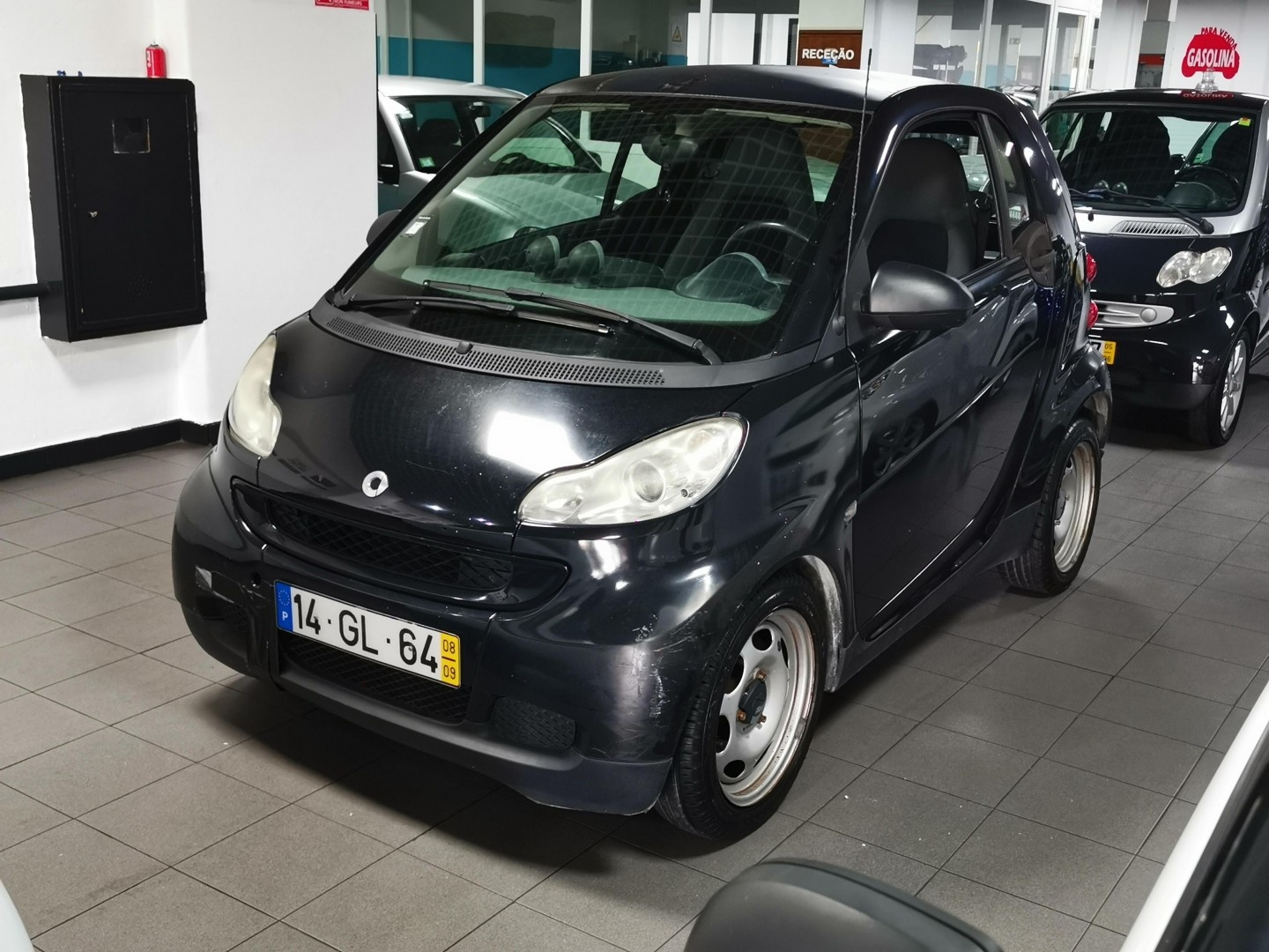 Smart ForTwo Pull